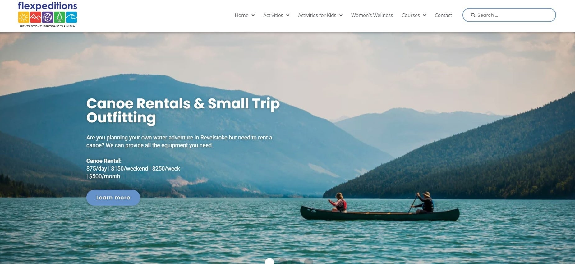 revy-web-design-portfolio-flexpeditions
