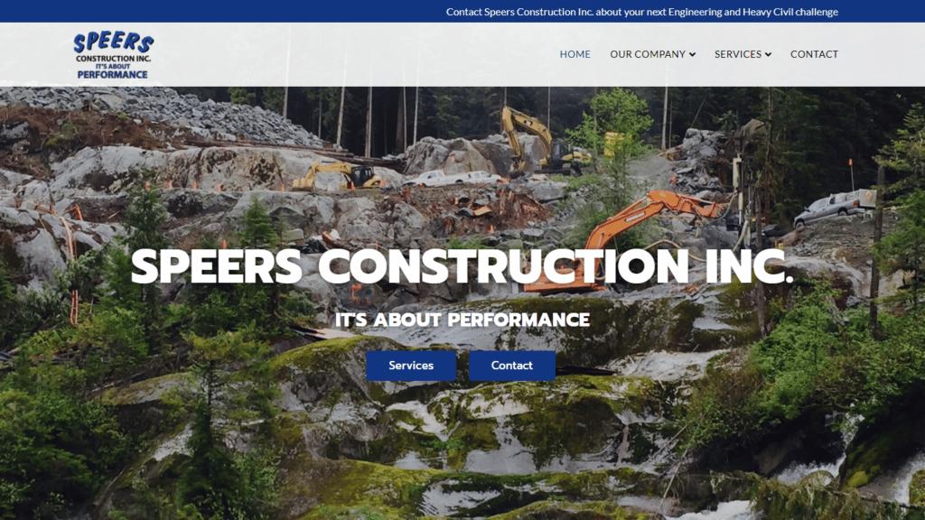 speers construction portfolio 16 9